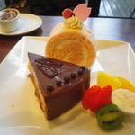 桜ガーデン - 自家製ケーキたち♪
