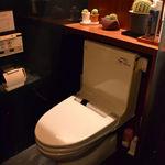 大滝 - お手洗い