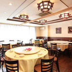 龍華楼 - ご宴会や、ご家族でのお食事はもちろんゆっくりできます!!