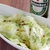 シェフズキッチンシュン - 料理写真:アンチョビキャベツ