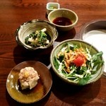 PAN - 付きだし・小鉢・サラダ