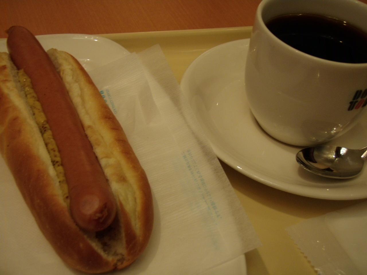 ドトールコーヒーショップ 名鉄金山店