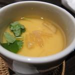 12171474 - 阿部鶏の茶碗蒸し