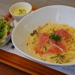 AIRSIDE CAFE - パスタランチ