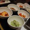 でりかおんどる - 料理写真:お通しのキムチ