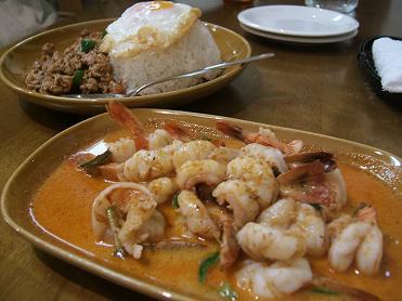 タイ国料理 タイバンコク