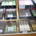 古美根 - 生和菓子