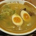 ラーメン東大 - ふつう煮卵入り