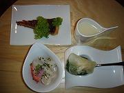 フランス料理 颯香亭