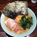 一乃利 - ラーメン600円12年3月