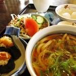 麺茶屋 - モーニング\500