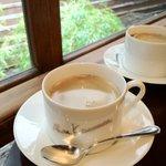 築地鉄板焼 Kurosawa - 黒澤ブレンドコーヒー