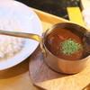 ガンジー - 料理写真:エビカレー