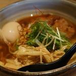 麺屋宗&SOU - 特製醤油ラーメン(大盛り)980円