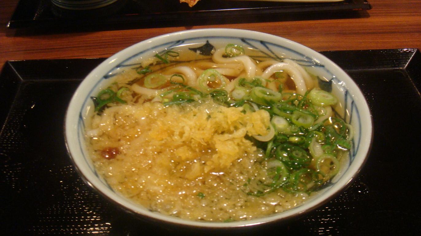 丸亀製麺 大津坂本店