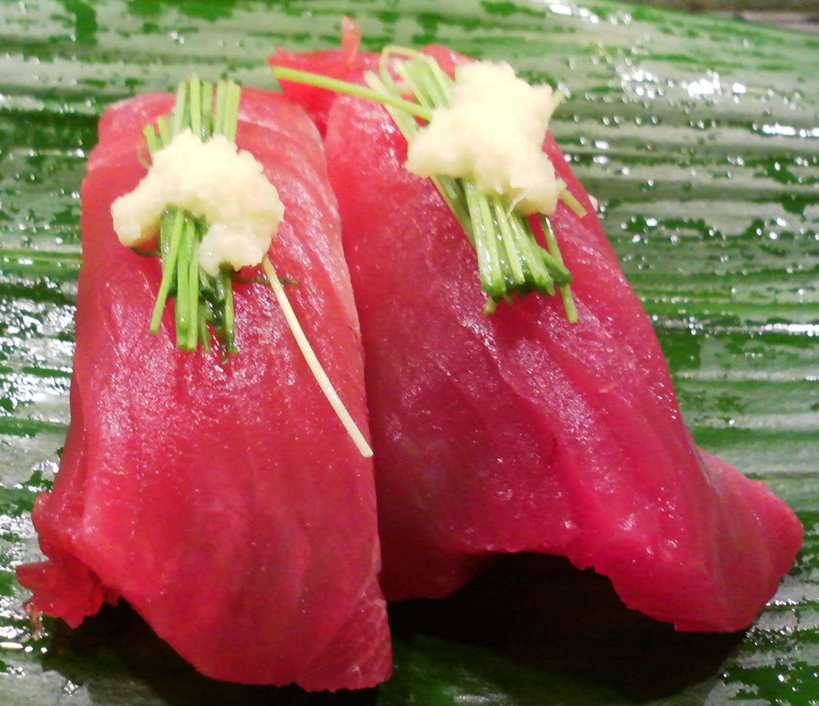 日本料理 鮨忠