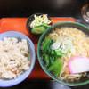 丸福 - 料理写真:かやくセット