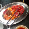 焼肉 平和 - 料理写真:ハラミ・ホルモン盛り合わせ