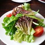 キクチ - ランチセット:サラダ