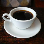 キクチ - ランチセット:コーヒー