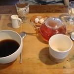 cafe ねこぱん - ドリンク +¥200
