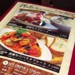 cafe&dining ballo ballo 渋谷 - 金額あるが、内容不明