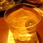 千年の宴 - 梅酒