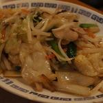 天壇 - 野菜炒め