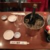 しらすくじら - 料理写真:今日は予約です。またまた、カヴァのブリュット2200円を注文し、細君が買い物を終わって、帰ってくるのを待っていました。