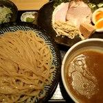 道 - 特製つけ麺 中盛