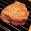 ラ・テッパーニャ - 料理写真:国産黒毛和牛でした。  ウマ!!!
