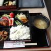 かざぐるま - 料理写真:ランチ サバ弁当 600円