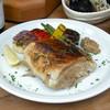 RITROVO - 料理写真:塩漬け豚バラ肉のグリル