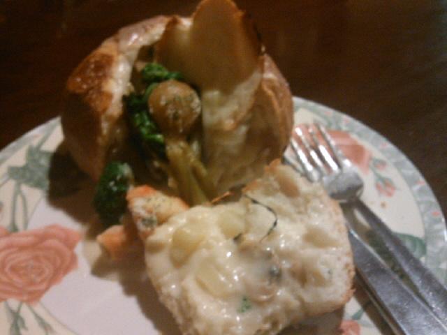 カフェレストラン 馬鈴薯