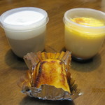かゑで本舗 加東家 - 紅茶プリン、焼きプリン、スイートポテト