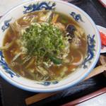 麺家なりた - ソース焼そばラーメン 780円