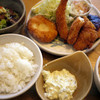 とんとん亭 - 料理写真:ミックスフライ定食(ランチ)