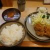 鈴文 - 料理写真:ランチヒレカツ定食