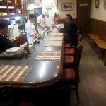洋食の店 みしな - カウンター席のみ(承諾済み)