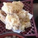 阿蘇 丸福 - 鶏の唐揚げ