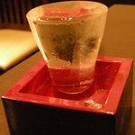 刺身居酒屋 海鮮丸 - 「澤ノ井(純米酒)」