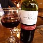 MOS BURGER CLASSIC - 赤ワイン