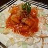 香港旬彩 朋 - 料理写真:魔法の海老のチリソース