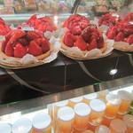 ハナコ - 苺タルト