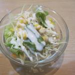 エベレスト キッチン - セットのサラダ