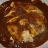 カナメカリー - 料理写真:フワフワトロトロの卵をかけたキントウンカレー黄色とカレーのコントラストが最高に美味しそう