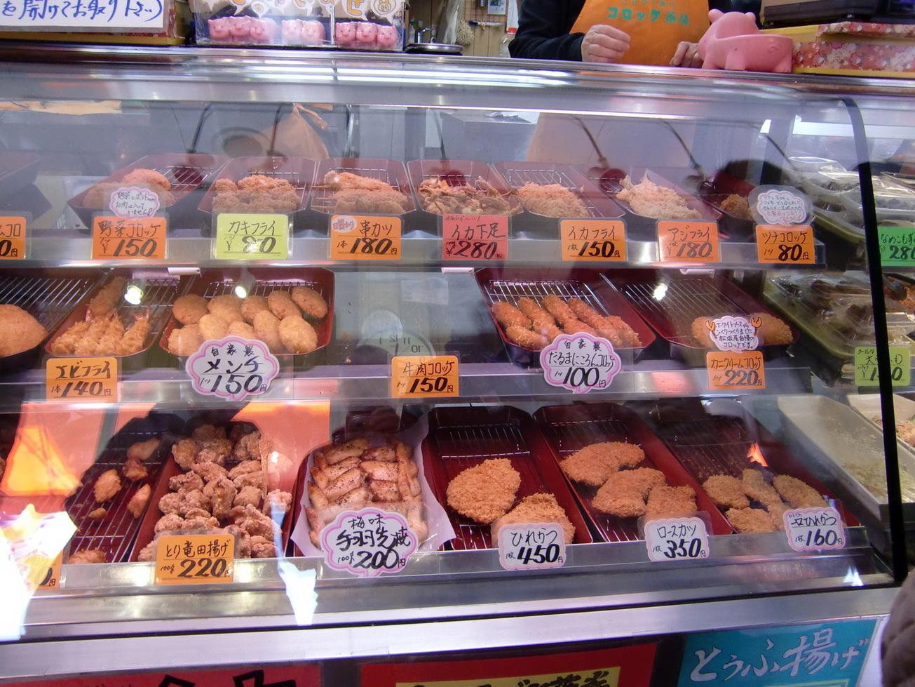 肉は松坂屋