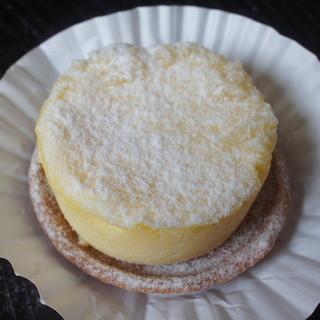 十勝トテッポ工房 - 料理写真:カマンベールチーズケーキ