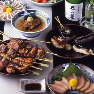 老舗蔵元の酒蔵の中で味わう蔵出しの日本酒と新鮮鶏料理!!!