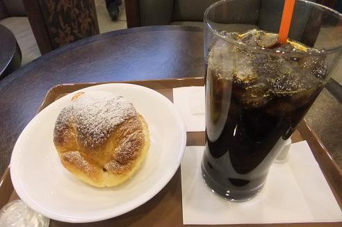 サンマルクカフェ  メディアージュお台場店